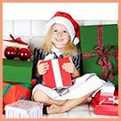 Подарки на новый год детям
