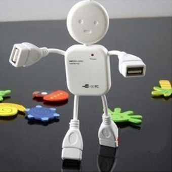 "USB-hub ""Человечек"""