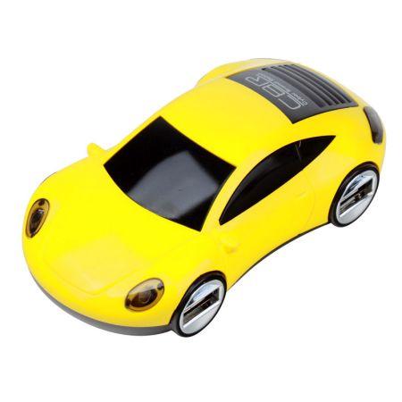 """USB Hub """"Автомобиль с подсветкой фар"""""""