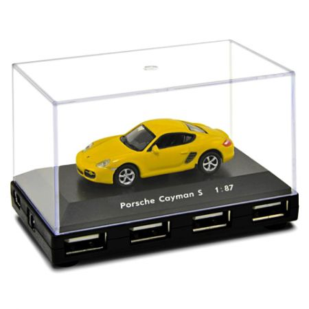 USB-Хаб Porsche Cayman S
