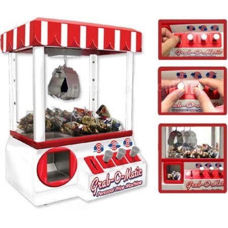 Похититель сладостей - аппарат Candy Grabber