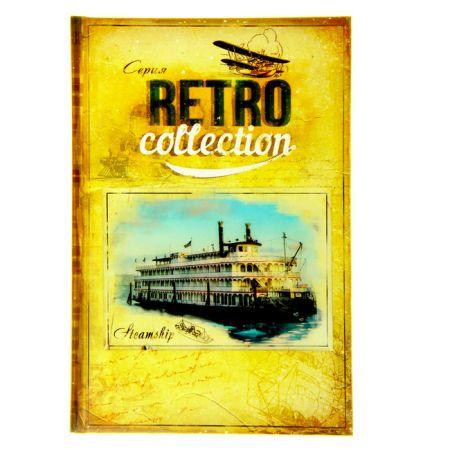 "Ретро-ежедневник ""Steamship"" 96 листов"