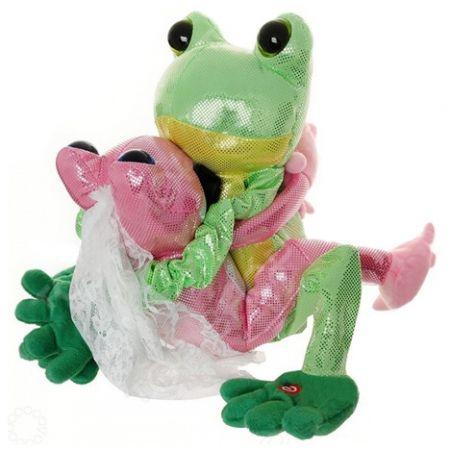 Влюбленные Лягушки