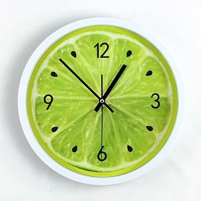 """Часы настенные """"Лайм"""""""
