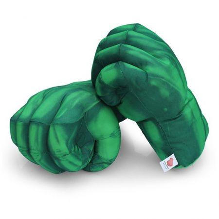 """Перчатки """"Руки Халка"""" кулаки 1 шт"""