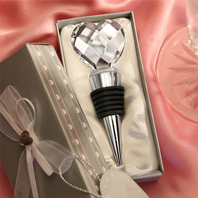 """Пробка для бутылки """"Сердце"""" в подарочной коробке"""
