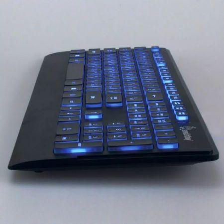Клавиатура с подсветкой клавиш для компьютера 303U-K