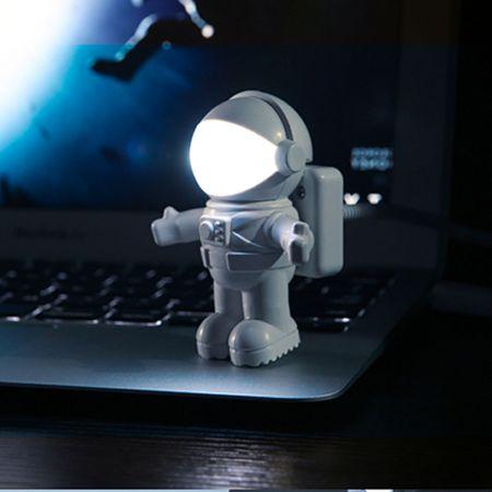 USB лампочка Космонавт