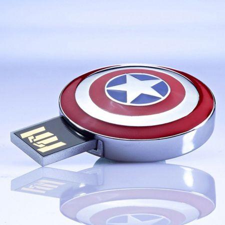 "Флешка ""Щит капитан Америка"" 16 Гб Marvel"