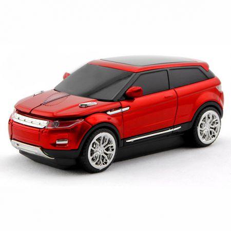 """Мышка """"Range Rover"""" беспроводная 2,4GHz красная"""