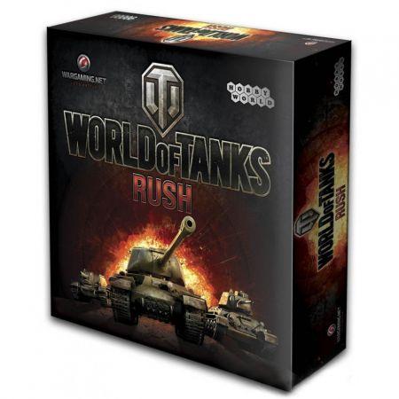 """Настольная игра """"World of Tanks (Rush)"""""""
