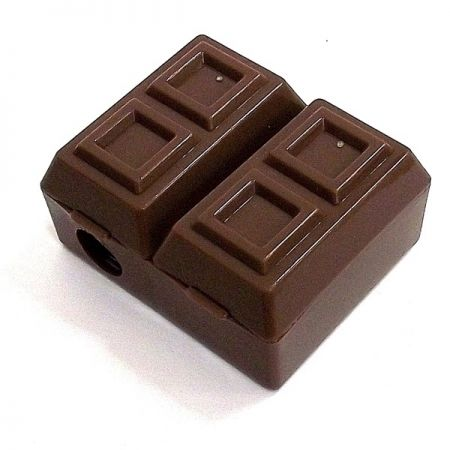Точилка с ластиком Шоколад