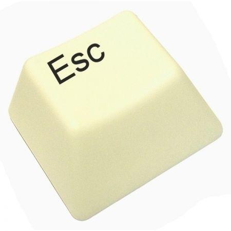 Светильник Кнопка от клавиатуры USB ESC