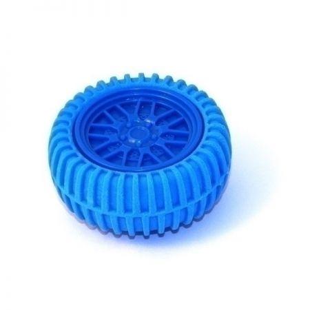 Точилка для карандашей Колесо синяя